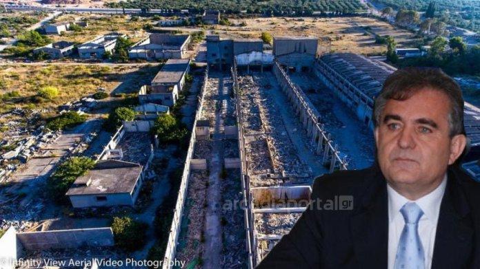 Απαντήσεις Αποστολόπουλου για τους 90.000 τόνους αμίαντου στη Μεγαλόπολη