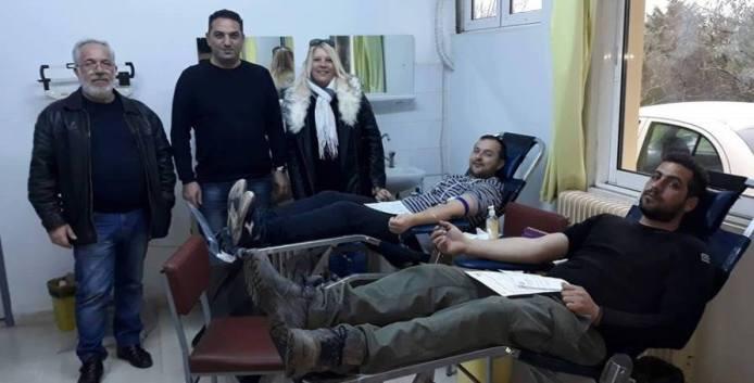 ΕΤΕ ΔΕΗ: Ευχαριστήριο για την εθελοντικη αιμοδοσία στην Μεγαλόπολη