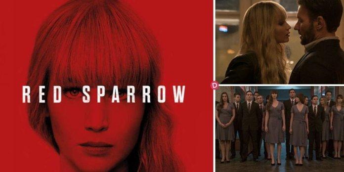 """Δημ. Κινηματογράφος: Η ταινία """"Το Κόκκινο Σπουργίτι"""" στις 13-14 και 15 Απριλίου"""