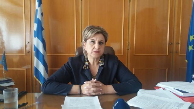 Ελένη Αλειφέρη: «Ασκήθηκε ποινική δίωξη για τον «κοριό» στο γραφείο μου»