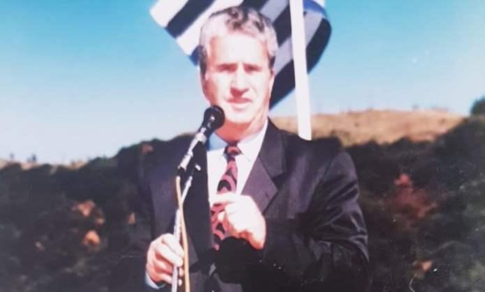 Απεβίωσε  ο Κώστας Κακκαβάς , πρώην Δήμαρχος Μεγαλόπολης