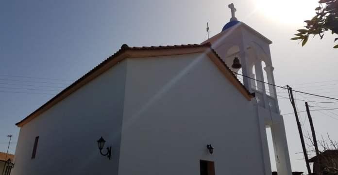 Εορτασμός του Αγίου Σπυρίδωνα στο Ρούτσι την Πέμπτη, 12 Δεκεμβρίου