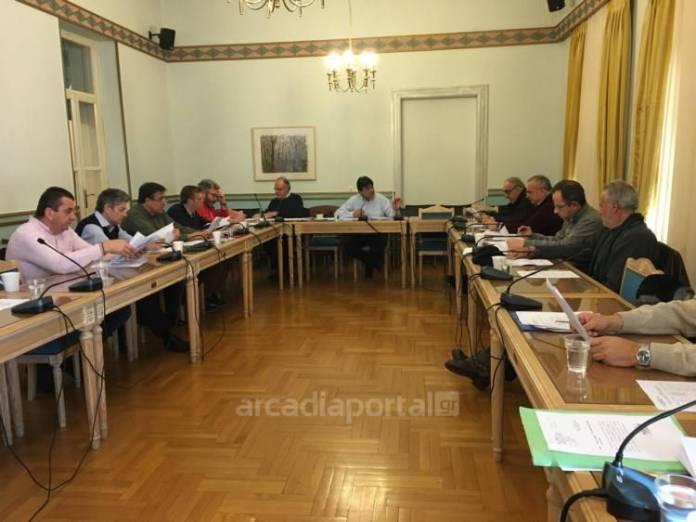 Συνεδρίαση της επιτροπής παρακολούθησης του ΕΑΠ (Λιγνιτόσημου)