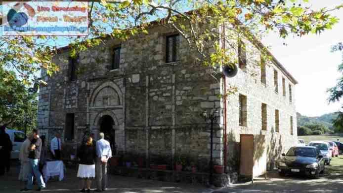 Πρόγραμμα Ιερών Ακολουθιών μηνός Οκτωβρίου στην Μονή Κολοκοτρώνη Εκκλησούλας