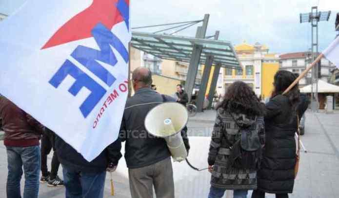 Απεργιακή συγκέντρωση στην Τρίπολη την Τετάρτη 2 Οκτώβρη