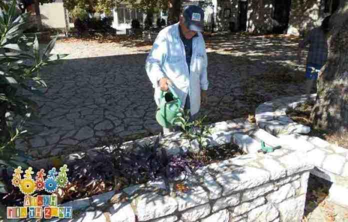 Εθελοντική καθαριότητα στην Ζώνη
