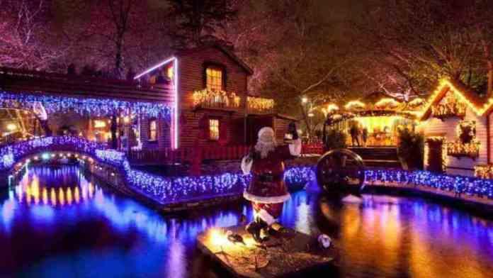 Arcadian Tours:4ήμερη εκδρομή σε Ονειρούπολη Δράμας (Στο Χωριό του Άη Βασίλη) – Θεσσαλονίκη – Λουτρά Πόζαρ & Παναγία Σουμελά από τις 12 έως 15 Δεκεμβρίου 2019