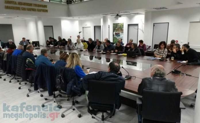 Επιτροπή Διαβούλευσης Μεγαλόπολης: Επί τάπητος όλα τα σημαντικά θέματα για την απολιγνιτοποίηση (video)