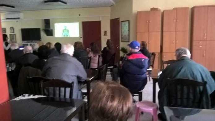 Μεγαλόπολη: Πραγματοποιήθηκε η ενημέρωση της δομής Κ.Α.Π.Η σχετικά με ιατρικά θέματα