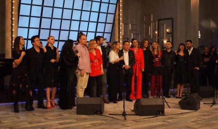 Καλεσμένος στην εκπομπή «Στα Τραγούδια Λέμε ΝΑΙ» ο Γιώργος Κουλουράς
