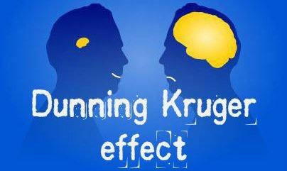 Το φαινόμενο Dunning-Kruger και οι γνωσιακές προκαταλήψεις