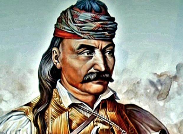 """Αδελφότητα Τουρκολεκαίων """"Ο Νικηταράς"""": ο τόπος γέννησης του Θεόδωρου Κολοκοτρώνη"""