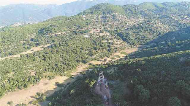 Μπλοκάρει ξανά η ενεργειακή αναβάθμιση της Πελοποννήσου – Μια επένδυση 110 εκατ. ευρώ «όμηρος» πέντε μοναχών στα Καλάβρυτα