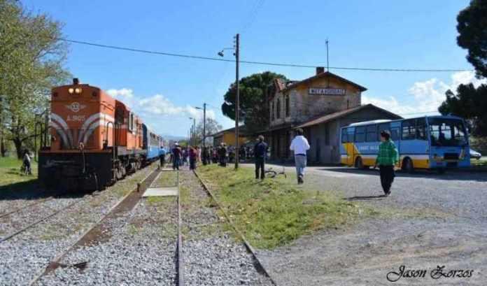 Επιστολή για την αποκοπή και καταστροφή του σιδηροδρόμου Πελοποννήσου από την Κίνηση Φίλων Πελοποννησιακής γραμμής
