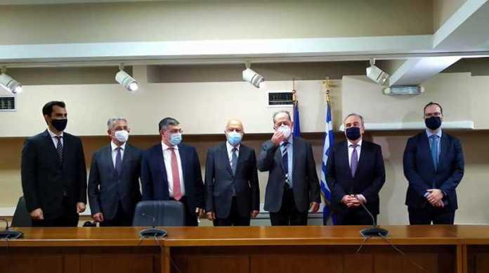 Υπογράφηκε από τον περιφερειάρχη Π. Νίκα η ΣΔΙΤ για την διαχείριση των απορριμμάτων στην Περιφέρεια Πελοποννήσου