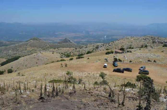 Βύρων Πολύδωρας: Κάτω τα χέρια από το Λύκαιον Όρος