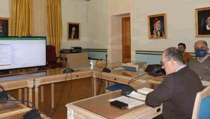 Συνεδρίαση της Συντονιστικής Επιτροπής ΣΔΑΜ – Το επιχειρηματικό πάρκο στο Λεύκτρο έθεσε ο Νίκας