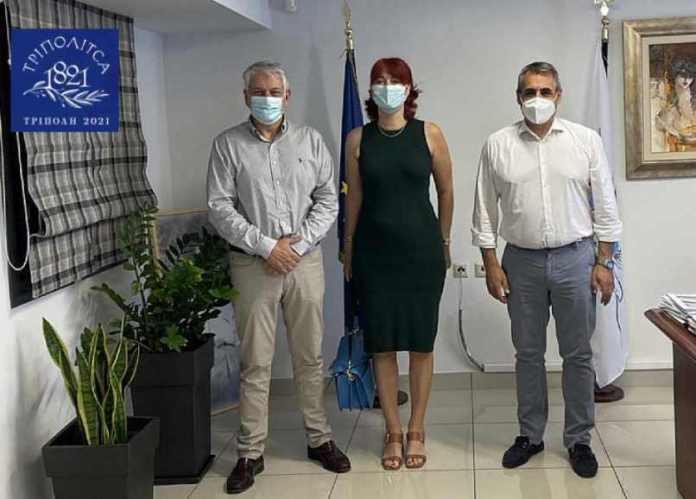 Ο Δήμος Τρίπολης κάνει προσπάθειες για να ενταχθεί η ΒΙΠΕ Τρίπολης στο Εδαφικό Σχέδιο Δίκαιης Μετάβασης