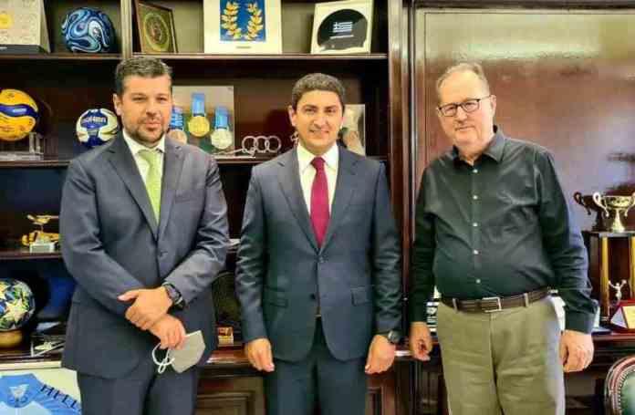 Υφυπ.Αθλητισμού, Περιφ. Πελοποννήσου και ΔΕΗ συμφώνησαν για την άμεση αναβάθμιση της πίστας Motocross στη Μεγαλόπολη