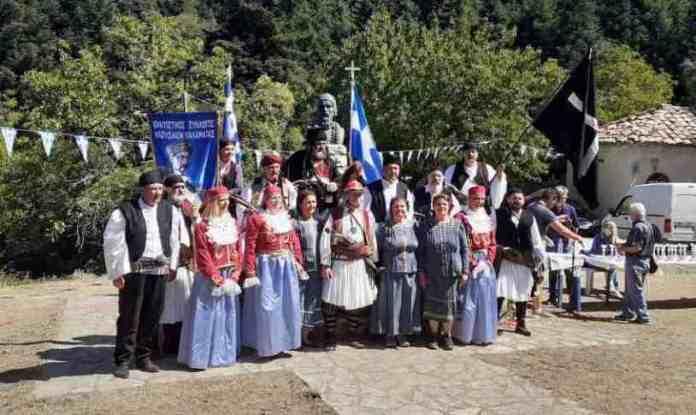 Οι εκδηλώσεις στην μονή Ρεκίτσας του Δήμου Μεγαλόπολης