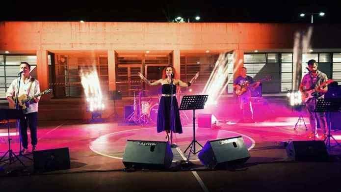 """Συναυλία από το μουσικό συγκρότημα """"SABOTAZ"""" την Κυριακή 29 Αυγούστου στην Μεγαλόπολη"""