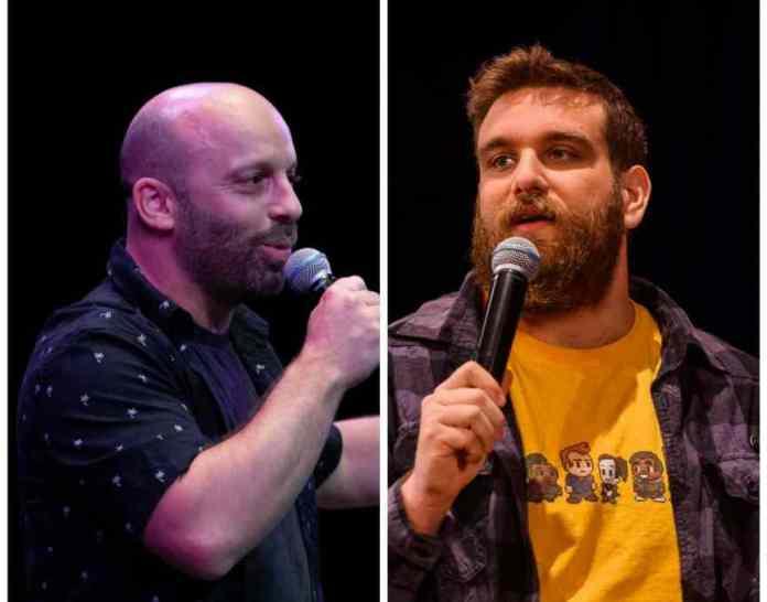 Standup comedy το Σαββάτο 21 Αυγούστου στον παλιό σταθμό του ΟΣΕ στην Μεγαλόπολη
