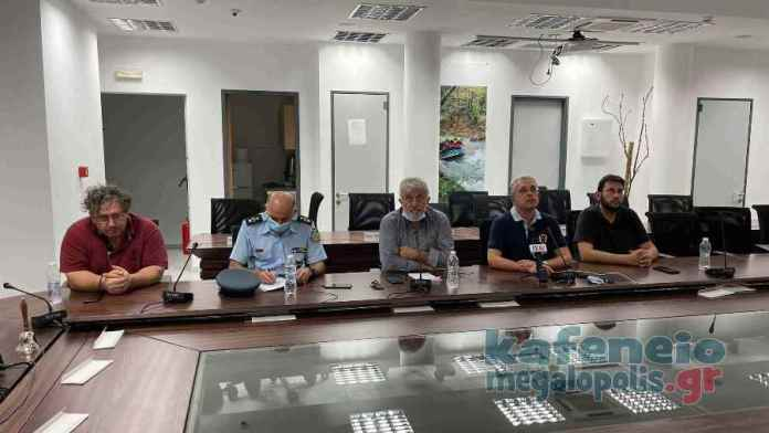Έκτακτη συνεδρίαση συντονιστικού για τις φωτιές (video)