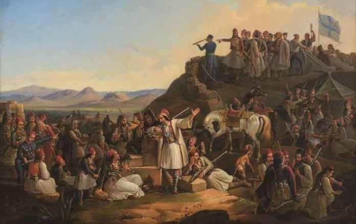 Κείμενο τιμητικό για 1821: Ούτε τάφος … μα ούτε τιμή!
