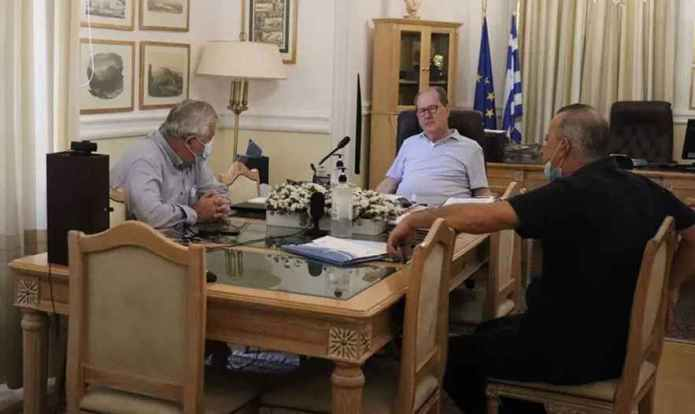 Επιβεβαίωση από την περιφέρεια Πελοποννήσου για την δημοσίευση του άρθρου για την επιστροφή των 4.5 εκατ. ευρώ για τον Βιολογικό Καθαρισμό Μεγαλόπολης