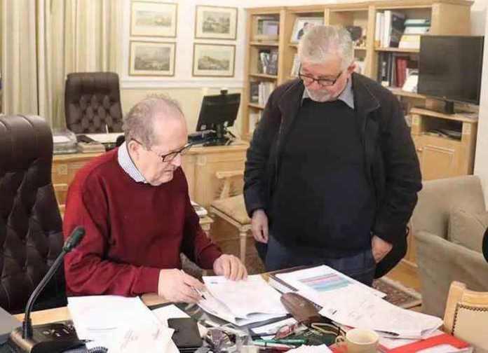 Υπογράφηκε από τον περιφερειάρχη Πελοποννήσου Π. Νίκα η προγραμματική για έργα στη Μεγαλόπολη