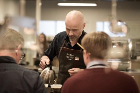 Kaffe NM Vinner - Brewers cup