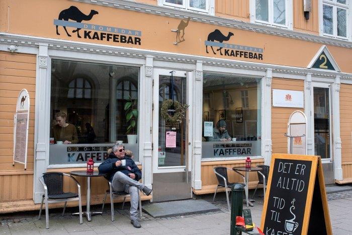 Bilde av Dromedar Kaffebar i Trondheim