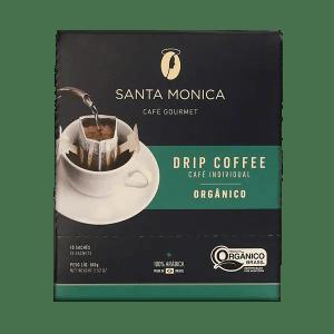 Bio-Kaffee Santa Monica Gourmet, Sachets, 10 Stk. 3