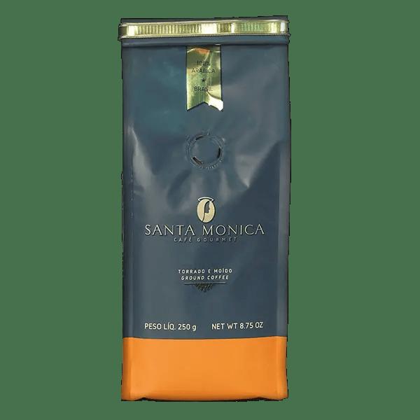Kaffee Santa Monica Gourmet, gemahlen, 250g 1