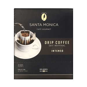 Kaffee Santa Monica Intenso, Sachets, 10 Stk. 3
