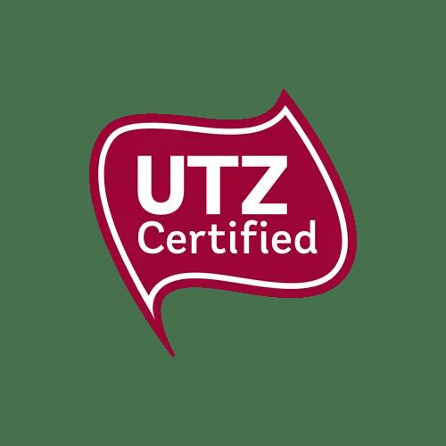UTZ Certified Logo - Kaffee Gourmet