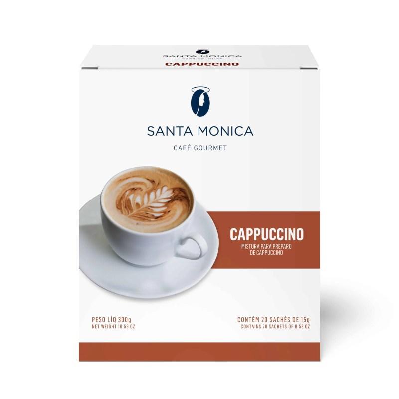 Instant Kaffee - 20 Sachets Gourmet Cappuccino