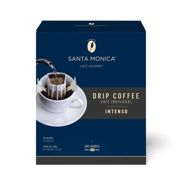 Filter Kaffee kaufen - 30 Sachets Intenso Drip Coffee