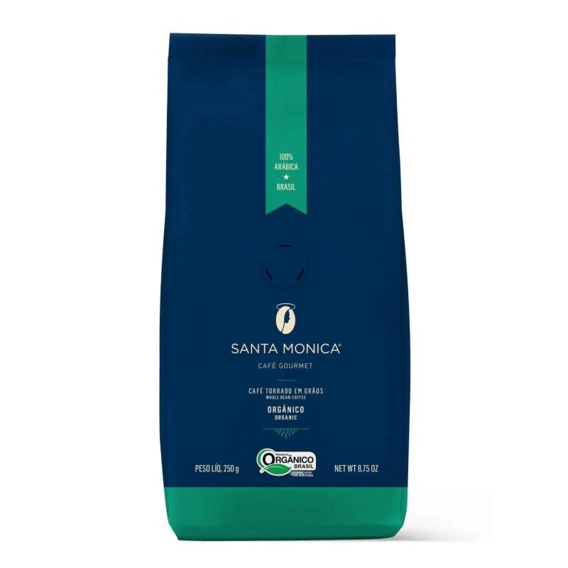 Kaffee kaufen - Santa Monica Bio Kaffee, 250g Kaffeebohnen