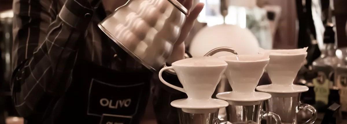 Meisterschaft beim Filterkaffee