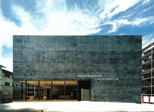 Kunstmuseum Liechtenstein Kaffeeehaus