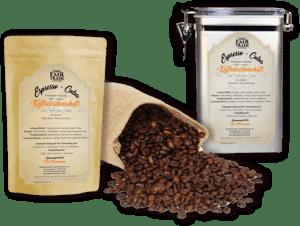 Kaffee verschiedenster Länder