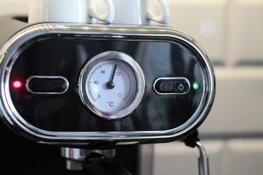 Kalkablagerungen beeinflussen den Kaffeegeschmack