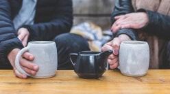 Kaffee vs Tee
