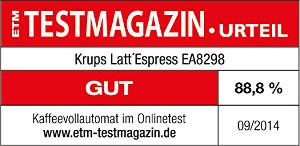 Krups_EA8298_Test_ETM_Testmagazin