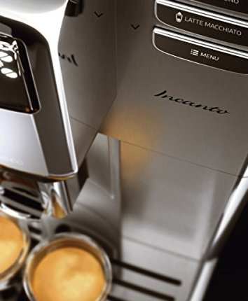 Saeco-HD891701-Incanto-Kaffeevollautomat-AquaClean-integrierte-Milchkaraffe-silber-0-6