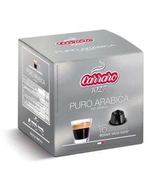 Caffe Carraro - Dolce Gusto kompatibel kaffekapsler