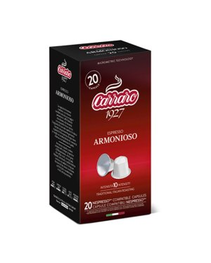 Stor pakke kaffe kapsler til nespresso