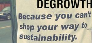 Degrowth, courtesy extraenvironmentalist.com