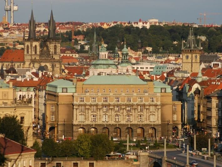 Charles University is the most popular for foreign exchange students in the Czech Republic